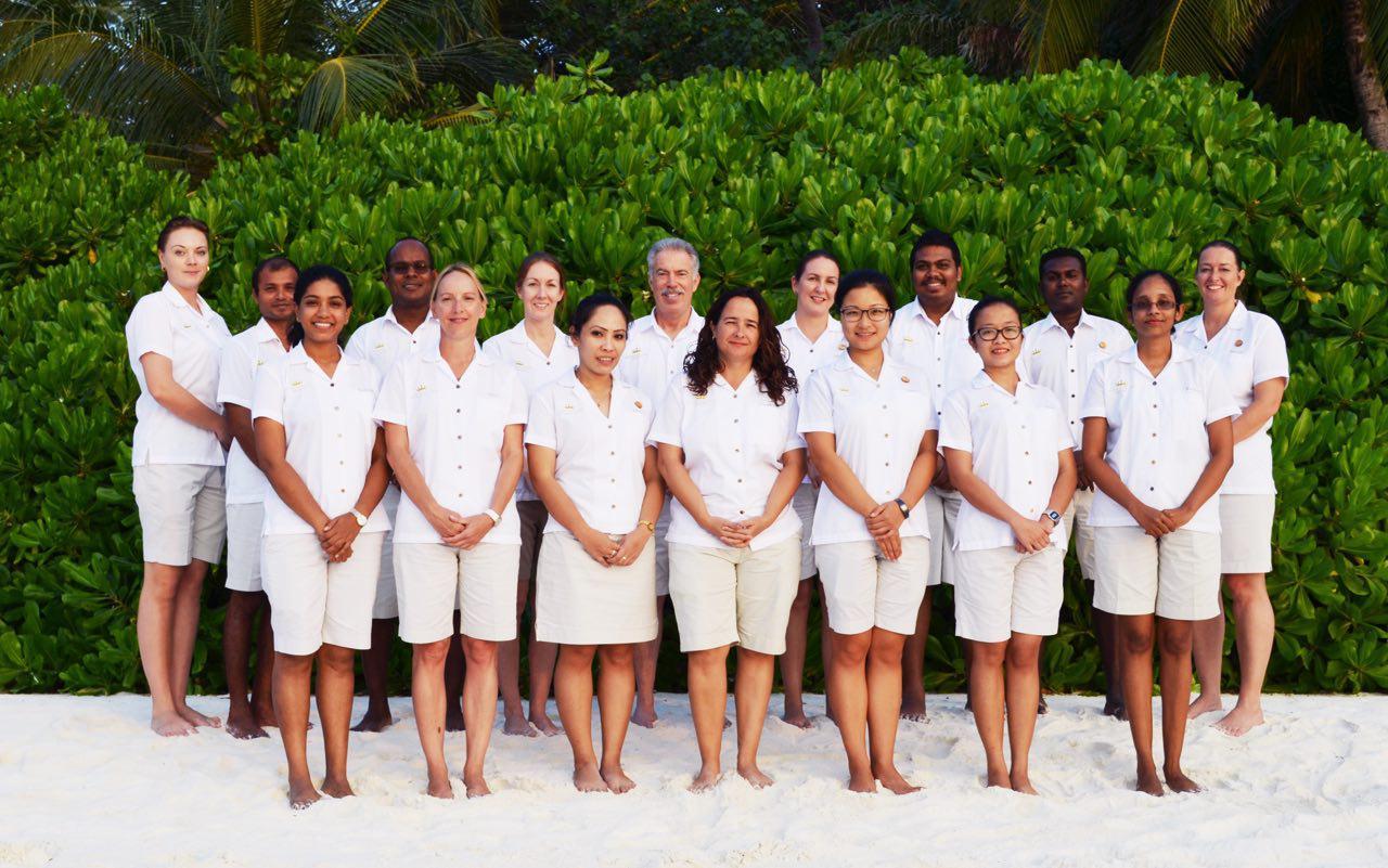 Crown & Champa Resorts Team