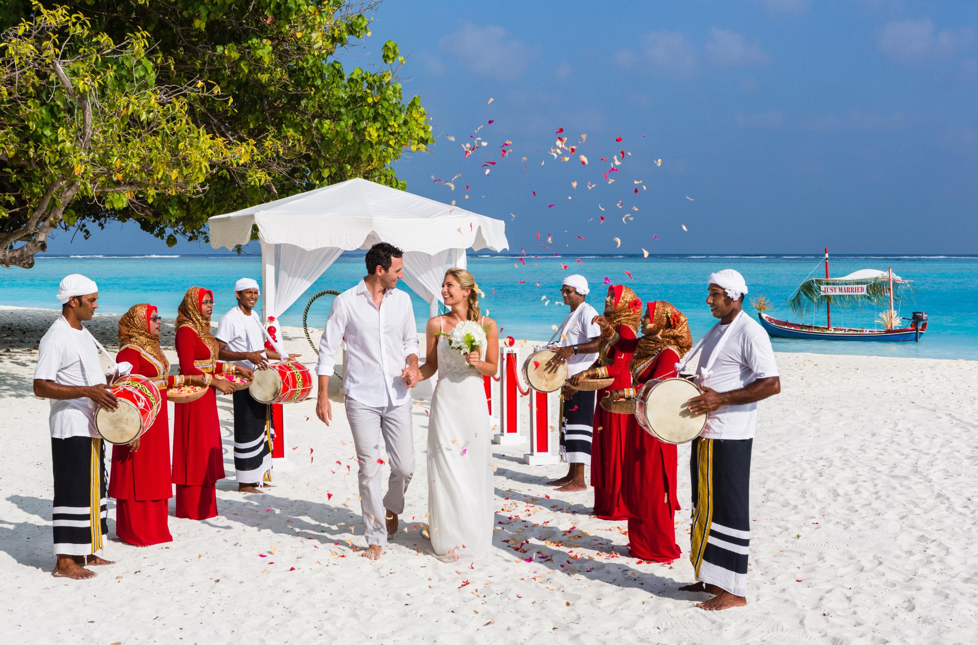 Destination Weddings Maldives