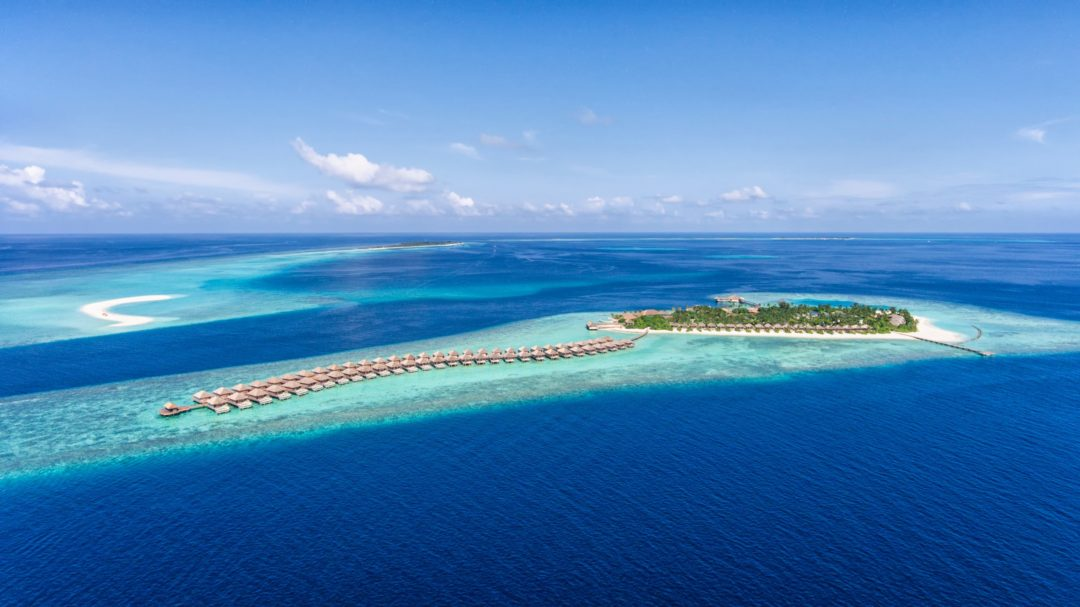 Crown & Champa Resorts Maldives Travel Awards 2017