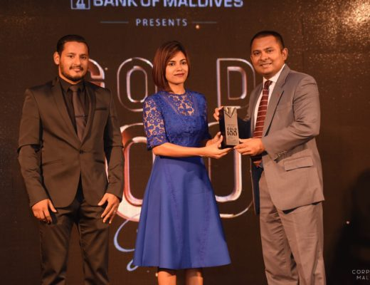 Crown & Champa Resorts awarded the GOLD 100