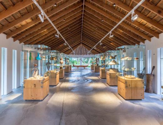Maldian Heritage - Meeru Museum