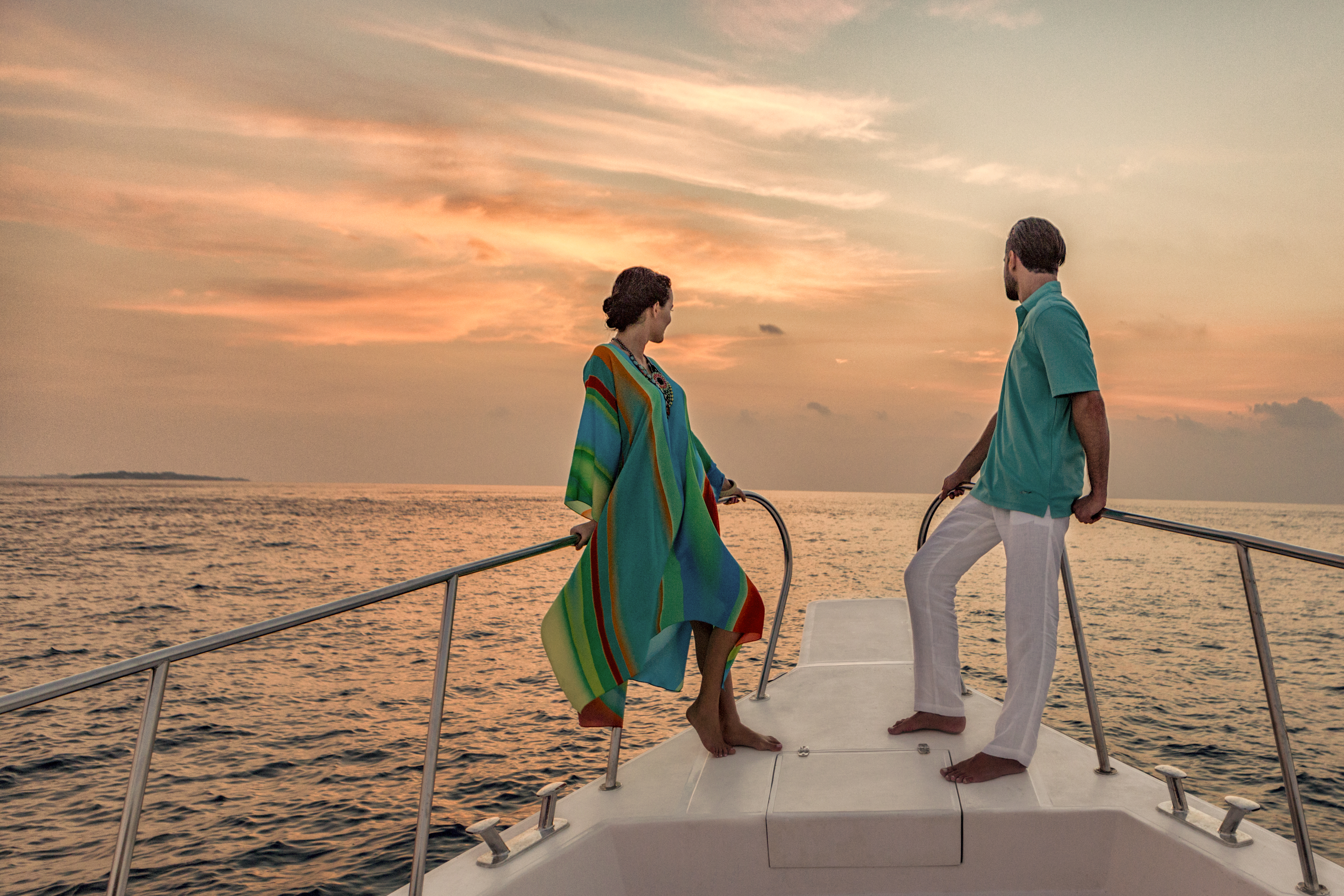 Luxury Sailing Maldives