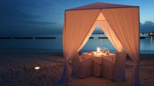 Komandoo Beach Dinner