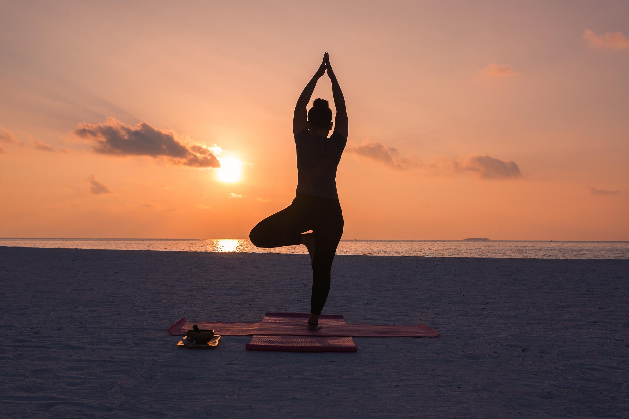 Holistic Wellness and Yoga Maldives