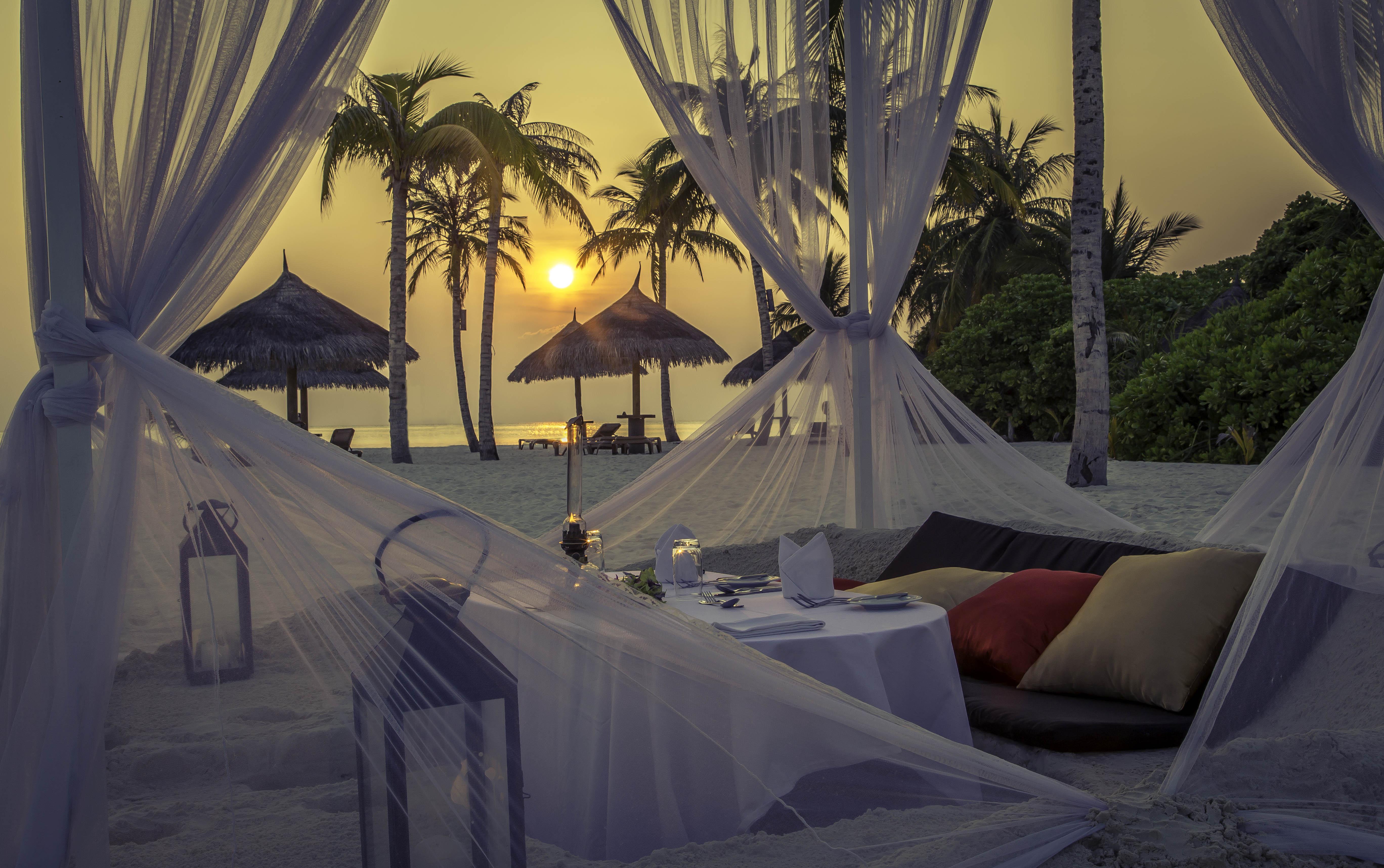 Kuredu Beach Dinner