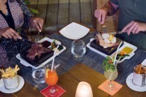 Meeru Hot Rock Restaurant