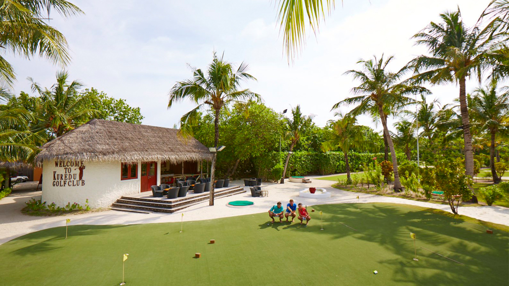 Golf in Maldives