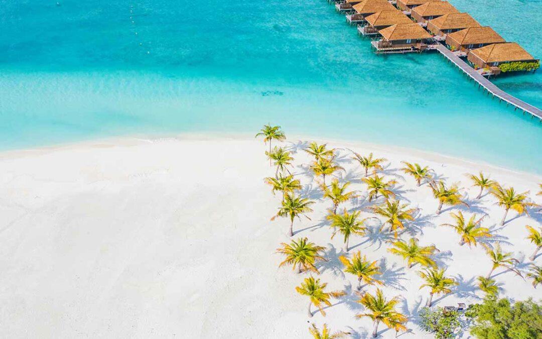 Sustainable Resorts - Crown & Champa Resorts Collection Maldives