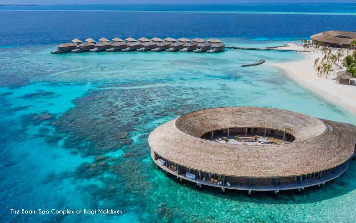 The Baani Spa @ Kagi Maldives