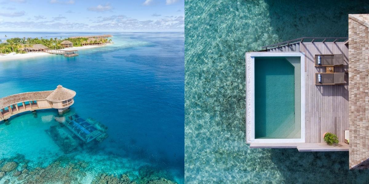 Hurawalhi Island Resort - Overwater Luxury Pool Villas