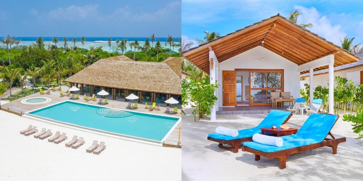 Innahura Maldives Resort - Beach Bungalows