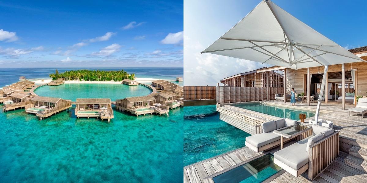 Kudadoo Maldives Private Island - Overwater Ocean Residences