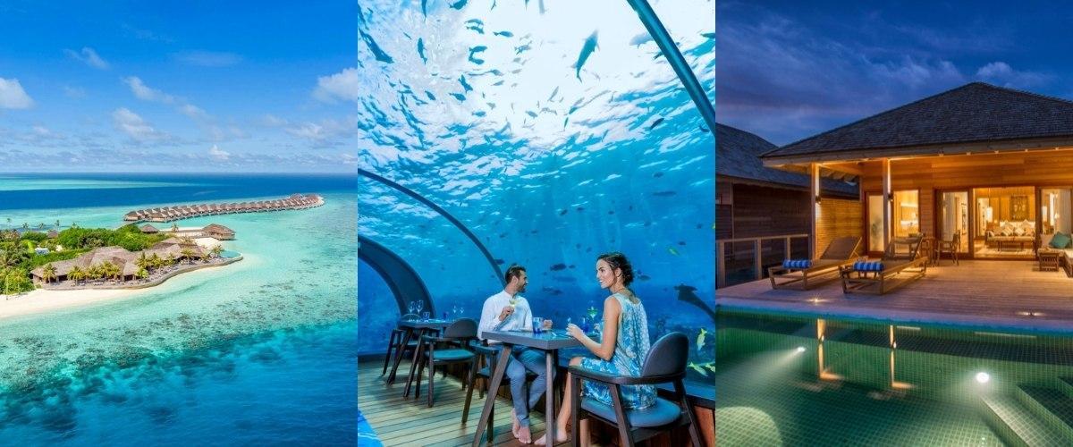 2021 TripAdvisor Top Hotels for Romance - Hurawalhi Maldives