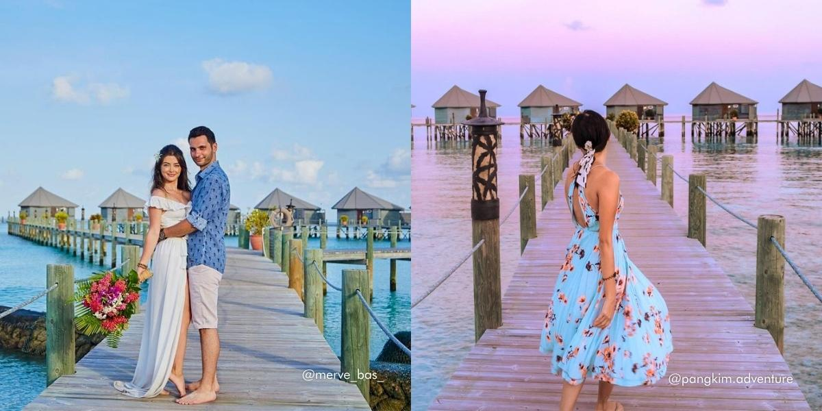 The Maldives' Most Instagrammable Spots - Komandoo Island Resort