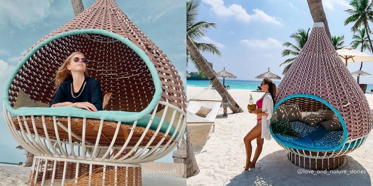 The Maldives' Most Instagrammable Spots - Veligandu Island Resort & Spa