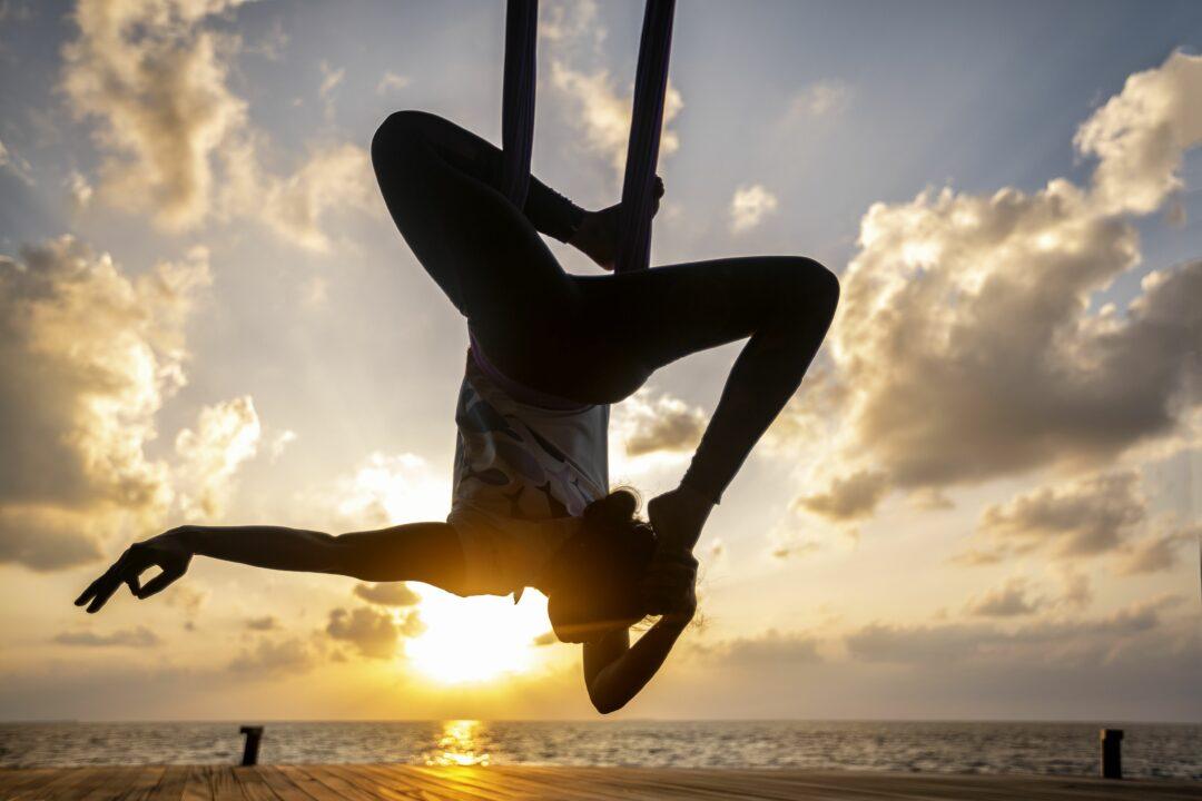Kudadoo Aerial Yoga