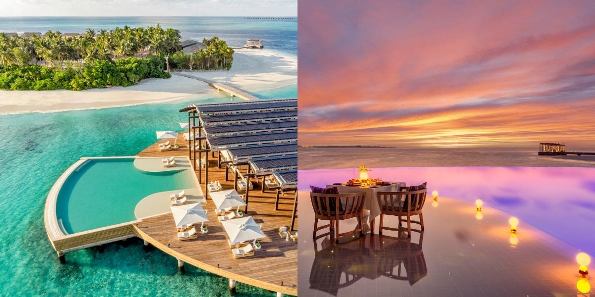 The Maldives' Most Instagrammable Spots - Kudadoo Private Island