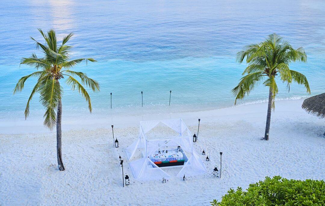 Maldives Restaurant - Veli Dinner at Kuredu Island