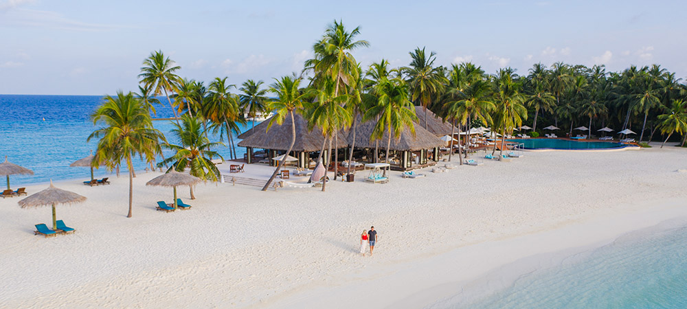 The Maldives Bucket List - A Touch of Romance with Veligandu