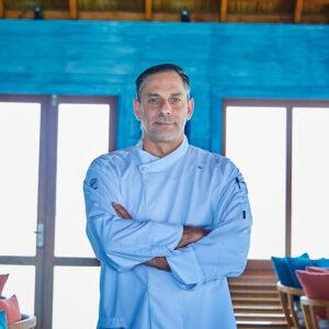 Chef Christian Wiedenmann - Komandoo Maldives' Aqua