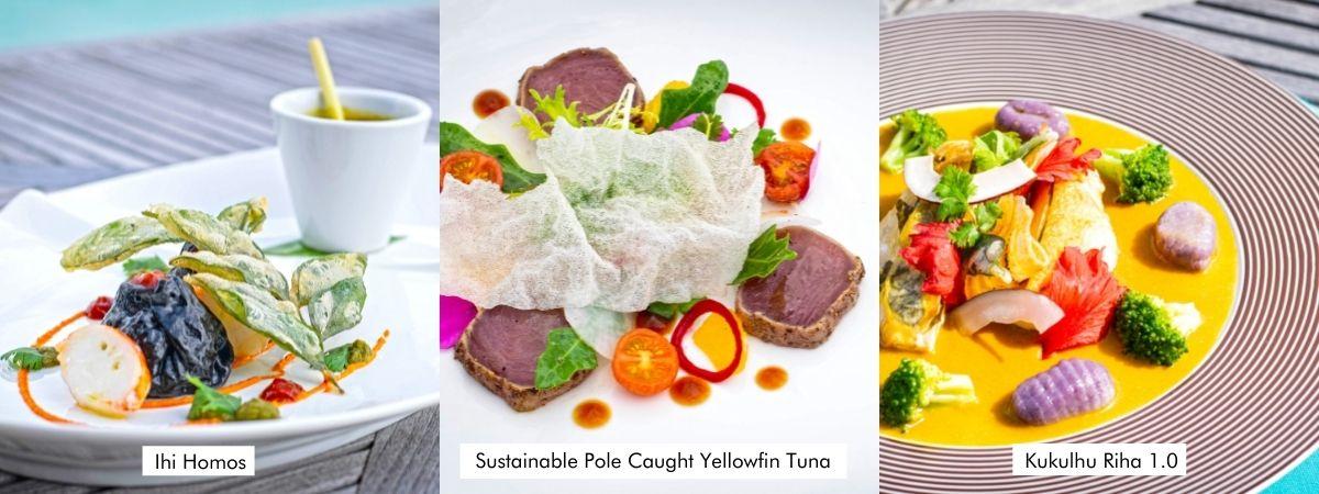Komandoo Maldives - Aqua Restaurant