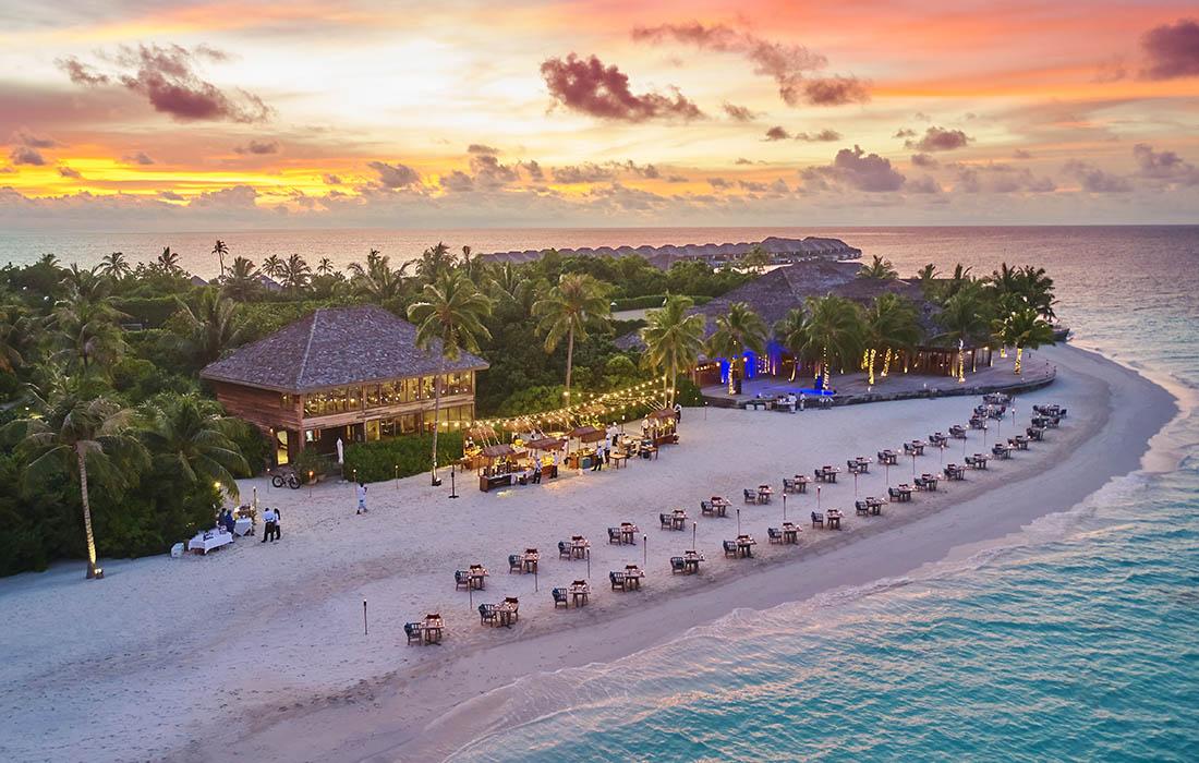 2021 Festive Season Maldives - Crown & Champa Resorts